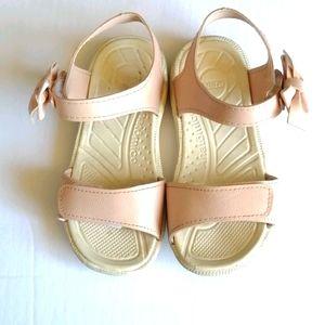 Klin Girl's Pink Anatomic Sandal - Size 10